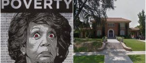 How Does Maxine Waters Afford to Live in a $4.3 Million Dollar Mansion? [VIDEO]