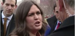 Sarah Huckabee Sanders: If Trump is Racist, Why'd NBC Give Him a Show for 10 Years? [VIDEO]