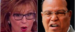 Joy Behar Defends Louis Farrakhan: 'Everybody has Baggage' [VIDEO]