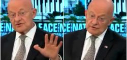 James Clapper: 'I Have an Aversion to the Use of the Word Spy' [VIDEO]